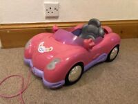 Baby Born Doll's Interactive Car