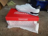 Size 11 Slazenger trainers 3x pairs @ £20 each or £50 the lot. Brand new Boxed