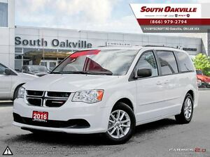 2016 Dodge Grand Caravan SXT | BLUETOOTH | DVD | SIRIUSXM