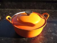 Set of Le Creuset ovenware