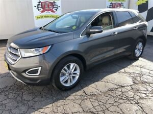 2016 Ford Edge SEL, Navigation, Leather, AWD