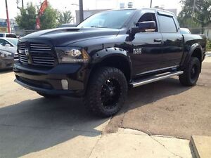 LIFTED 2013 Dodge Ram 1500 Sport Edmonton Edmonton Area image 3