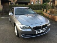 BMW 520D 2.0d SE TURBO DIESEL AUTOMATIC 9-G ONE OWNER FULL BMW SERVICE HISTORY
