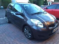 TOYOTA YARIS AUTOMATIC 1.3 PATROL, 1 LADY OWNER, FULL MOT, 54500 MILES. A GREAT FAMILY CAR.