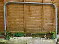 Outdoor Aluminium Handrail 4'x4' suit old ar pensioner or disabled