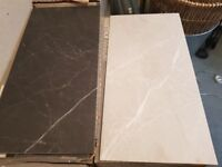 Stone style marmor marble floor and wall ceramic tiles