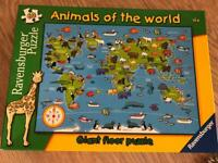 Animals of the world Jigsaw