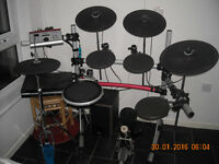 yamaha dtxpress 5 drum kit
