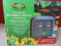 Blagdon Electronic Blanket Weed Controller - New & Unused