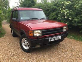 Land Rover DISCOVERY 2.5 300TDI MANUAL GS EDITION AIR CON 12 MONTHS MOT