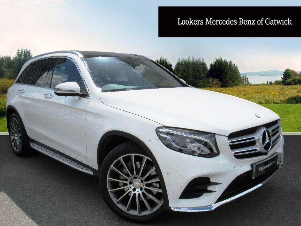 mercedes benz glc class glc 250 d 4matic amg line premium white 2016 01 15 in crawley west. Black Bedroom Furniture Sets. Home Design Ideas