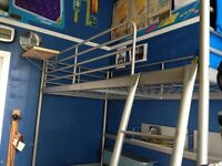 Free Ikea Loft Bed Frame