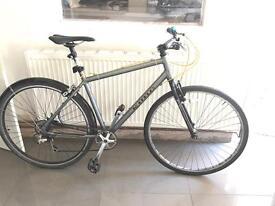 Kona Mountain Bike silver with yellow brake likes men's bike women's bike Boys Bike MTB Teenage Bike