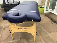 Extra wide Massage Table