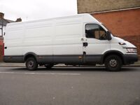 Man and Van Removal Service Special Offer £20 Per Hour Loading and Unloading in London and all UK
