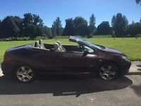 Peugeot 307cc convertible