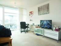Fantastic 1 Bed Flat With Private Balcony & Stunning Views In Chelsea Bridge Wharf Ideal For Couple