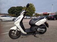 Peugeot Kisbee 50cc £990 ONO Low Mileage 2016 reg