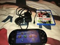 PS Vita + FIFA & 8GB Memory Card