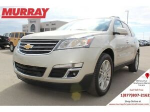 2015 Chevrolet Traverse LT *SEATING FOR 8! DUAL SUNROOF! HEATED