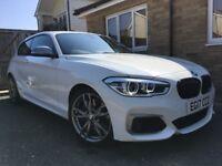 BMW M140i 3dr Alpine White