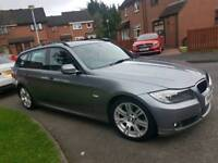 59plate Bmw 318d msport touring auto 320d Audi mercedes may swap px