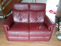 2 setter settee from furniture village