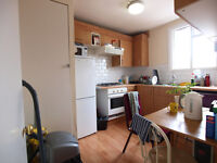 A very large 2/3 bedroom top floor flat ideal for students located seconds from Mornington Crescent