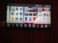 "47"" lg smart 3D tv"