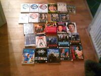 27 dvd BOX SETS