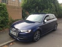 Audi s3 Quattro S Tronic 5DR Trip Tronic Top Spec Every Audi Extra 63 plate bargain FSH Low Miles