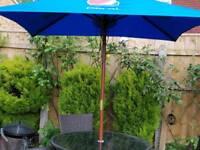 Pepsi garden umbrella