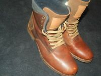 Brand New - Stylish Boots Hand Madein Portugal