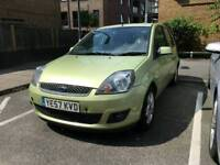 2007 FORD FIESTA 1.4 PETROL MANUAL VERY LOW MILEAGE QUICK SALE **ONLY £750**