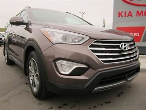 2014 Hyundai Santa Fe XL AWD Luxury! captain seats, leather, pan