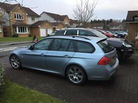 2009 BMW 318d M Sport Auto Touring (Estate)