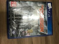 Brand new sealed The Divison PS4