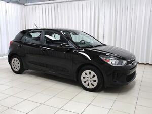 2018 Kia Rio IT'S A MUST SEE!!! 5DR HATCH w/ BACKUP CAMERA, BLU