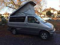 Mazda Bongo 2.5 tdi 1997 Manual Camper van with lot of extras