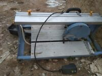 tile wet table saw