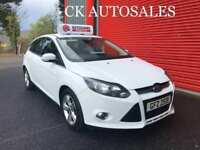 2011 FORD FOCUS 1.6 TDCI ZETEC £20 TAX