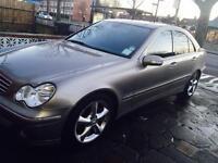 Mercedes Benz c class 220 cdi Avantgarde 2006. (Not BMW, Audi, Honda, Nissan) C CLASS CDI