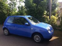 VW LUPO - 67,000 miles - MOT and service until 22/07/17