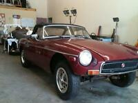 For sale 1973 MGB