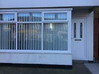 one bedroom ground floor flat for rent in Blackpool
