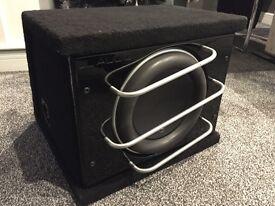 "JL Audio 10"" W7 Prowedge Subwoofer"