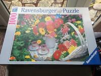 UNOPENED Ravensburger 1000 piece jigsaw puzzle