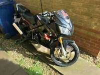Lexmoto XTRS 2015/65 plate good condition