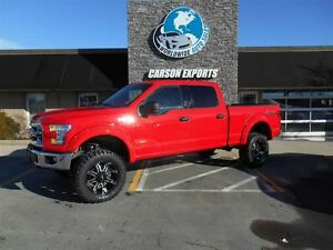2016 Ford F-150 XLT MONSTER LIFT! FINANCING AVAILABLE!