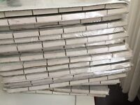 Mosaic Tiles X 18 Sheets (NEW)